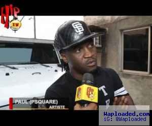 VIDEO: Paul Okoye Fires BlackFace For Calling P-Square 'COPY CATS'